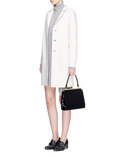 Mansur Gavriel 'Elegant' patent leather bag