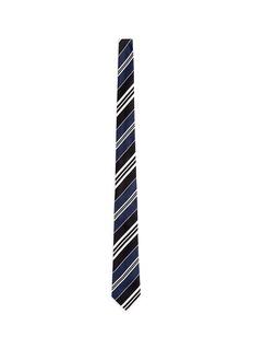 Paul SmithStripe silk tie