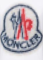 Pixel logo print cotton T-shirt