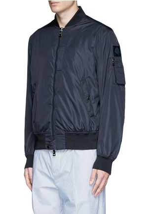 Front View - Click To Enlarge - Moncler - 'Timothe' MA-1 bomber jacket