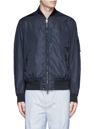 Main View - Click To Enlarge - Moncler - 'Timothe' MA-1 bomber jacket