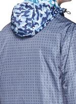 'Tristan' reversible hood jacket