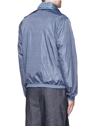 Back View - Click To Enlarge - Moncler - 'Tristan' reversible hood jacket