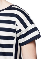 Twist marine stripe T-shirt