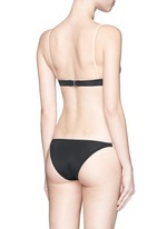 The Morgan Bottom' stripe bikini bottoms