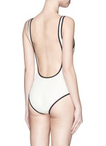 'The Anne-Marie' low back swimsuit