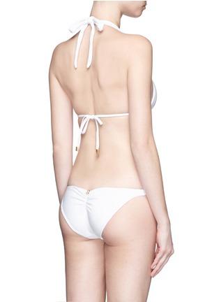 Back View - Click To Enlarge - ViX - 'Paula' bead knot bikini bottom