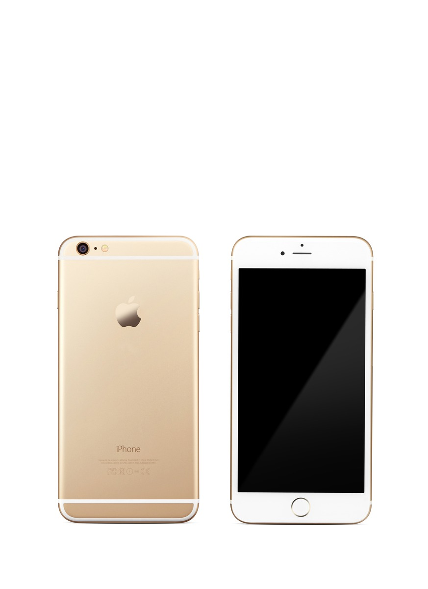 apple iphone 6 plus 16gb gold technology lifestyle. Black Bedroom Furniture Sets. Home Design Ideas