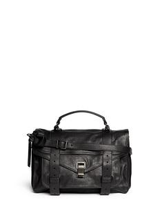PROENZA SCHOULERPS1 medium leather satchel