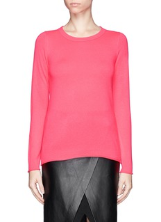 J. CREWCollection cashmere sweater