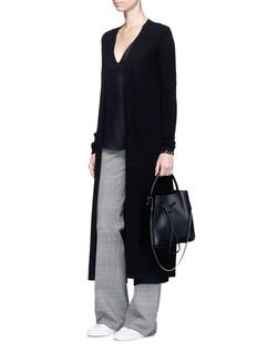 Theory'Torina F' cashmere long cardigan