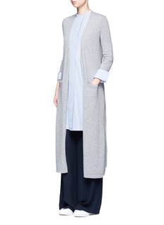 Theory 'Torina F' cashmere long cardigan