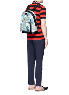 Gucci'GG Blooms' print backpack