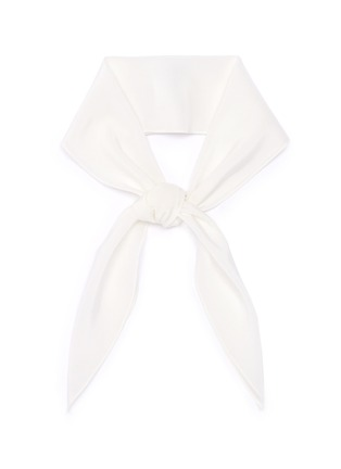 Main View - Click To Enlarge - Chloé - Silk crepe de Chine scarf