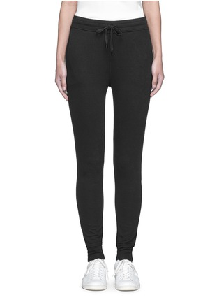 T By Alexander Wang - Enzyme wash sweatpants