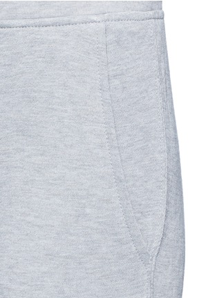 Detail View - Click To Enlarge - T By Alexander Wang - Enzyme wash sweatpants