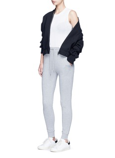 T BY ALEXANDER WANG Enzyme wash sweatpants