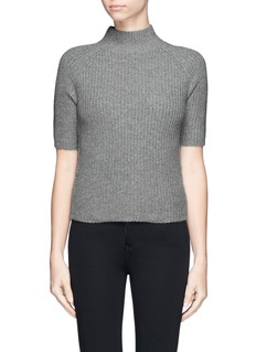 THEORY 'Jodi' turtleneck cropped sweater