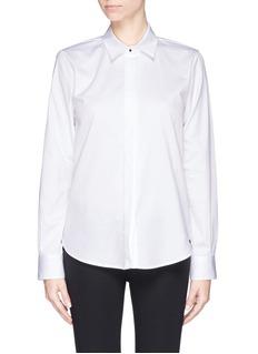 PROENZA SCHOULERPoint collar cotton twill shirt