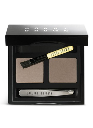 Main View - Click To Enlarge - Bobbi Brown - Light Brow Kit