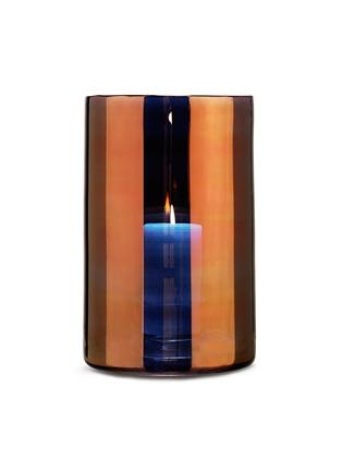 SKOGSBERG & SMART-Hurricane extra large glass lamp - Bronze