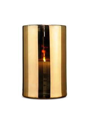 Main View - Click To Enlarge - SKOGSBERG & SMART - Hurricane extra large glass lamp - Gold