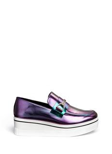 STELLA MCCARTNEY'Binx' platform loafers