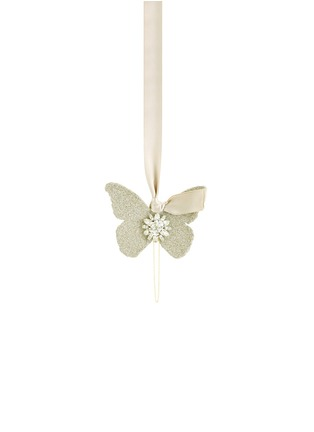 Main View - Click To Enlarge - ELIOT RAFFIT - Baroness Butterfly Christmas ornament