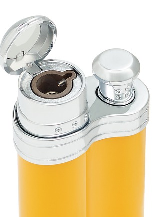 Detail View - Click To Enlarge - Siglo Accessory - Bean-shaped lighter