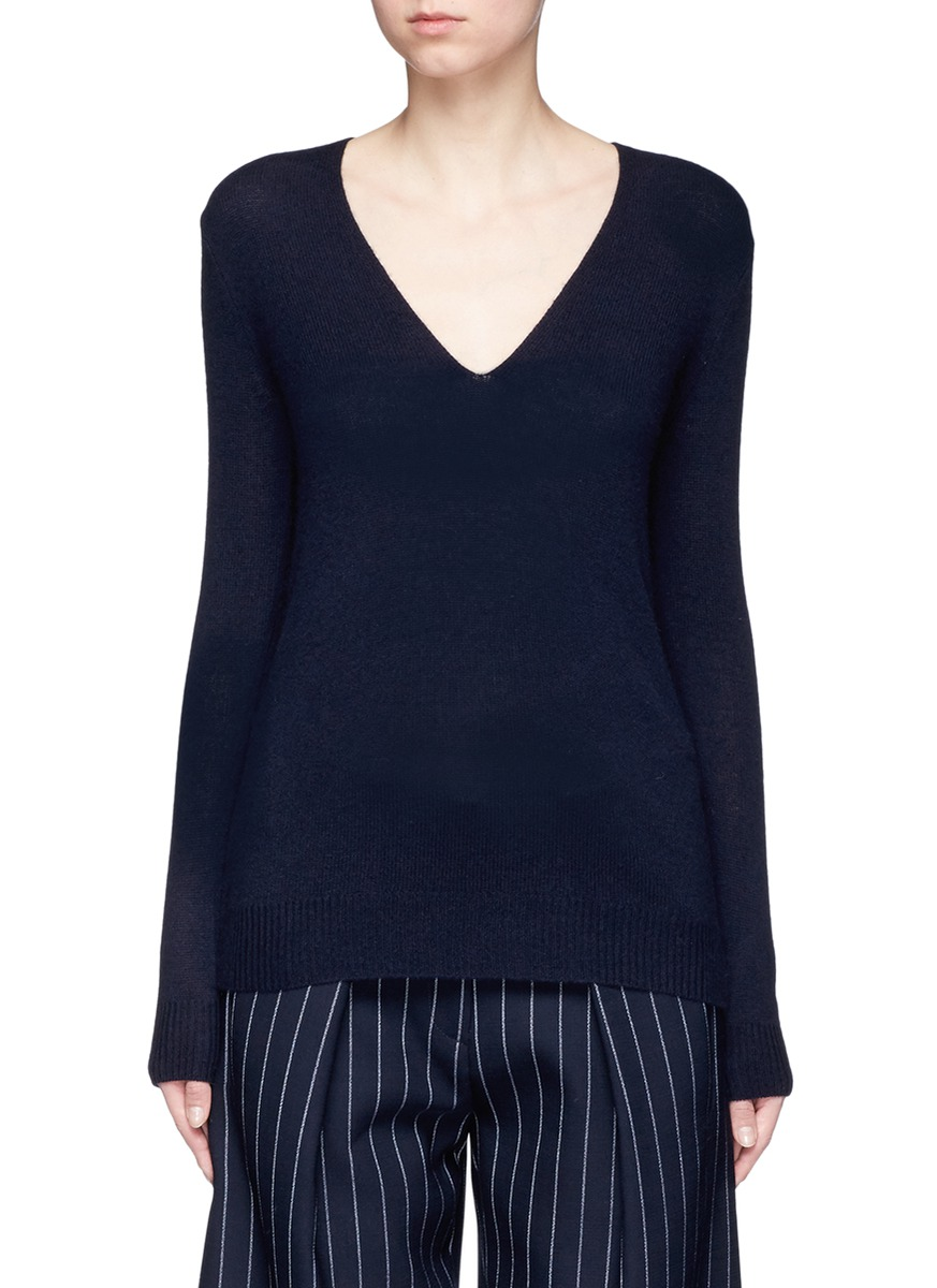 Adrianna RL cashmere sweater by Theory