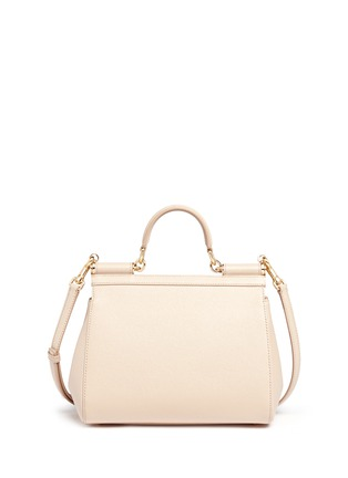Dolce & Gabbana - 'Miss Sicily' medium leather satchel