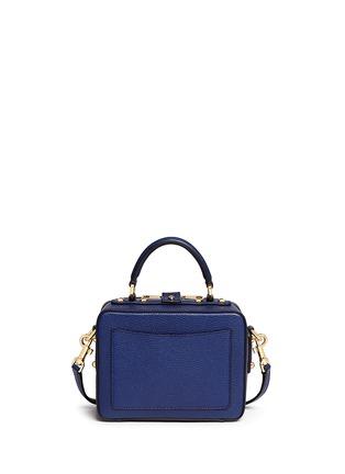 Dolce & Gabbana-'Dolce Soft' drummed calfskin leather bag