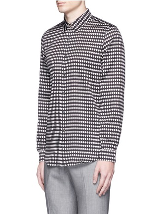 Front View - Click To Enlarge - Paul Smith - 'Balloons' print shirt