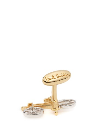 Detail View - Click To Enlarge - Paul Smith - Bike cufflinks