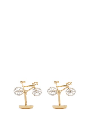 Main View - Click To Enlarge - Paul Smith - Bike cufflinks