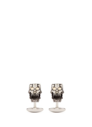 Main View - Click To Enlarge - Paul Smith - Robot head cufflinks