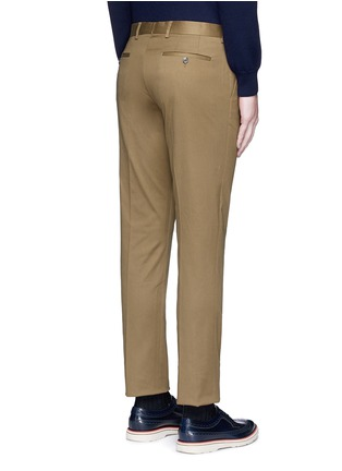 Back View - Click To Enlarge - Paul Smith - Stretch cotton chinos
