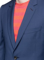 'Soho' wool-Mohair hopsack blazer