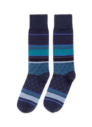 Paul Smith - 'City Stripe' socks
