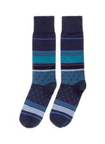 'City Stripe' socks