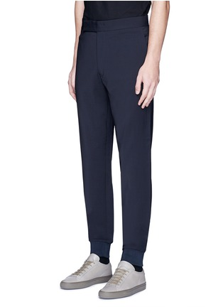 Front View - Click To Enlarge - Paul Smith - Relaxed fit wool jogging pants