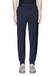 Paul Smith Relaxed fit wool jogging pants