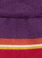 'Val Stripe' socks