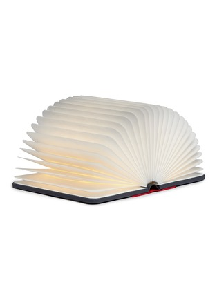 - Lumio - Mini Lumio+ folding book lamp – Gray/Red