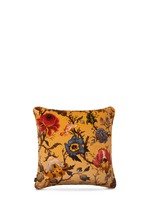 Artemis velvet cushion