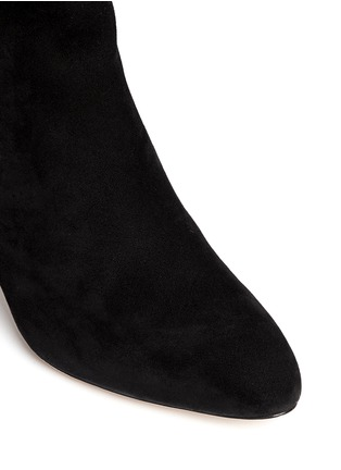 Detail View - Click To Enlarge - Cole Haan - 'Marina' suede thigh high boots