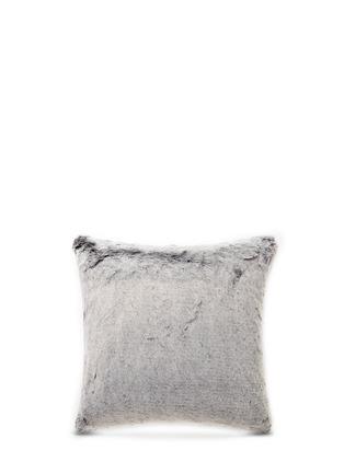 Main View - Click To Enlarge - Etro - Morlaix Carhaix faux fur cushion