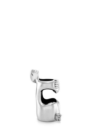 Main View - Click To Enlarge - CARROL BOYES - Small aluminium vase