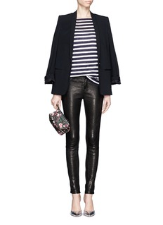 J BRAND Skinny leather pants