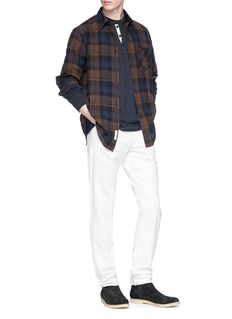 rag & bone 'Standard Issue' long sleeve Henley T-shirt